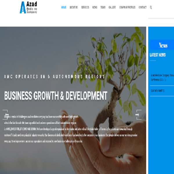 MaxTech Developers MTD http://azadmedicinecompany.pk/
